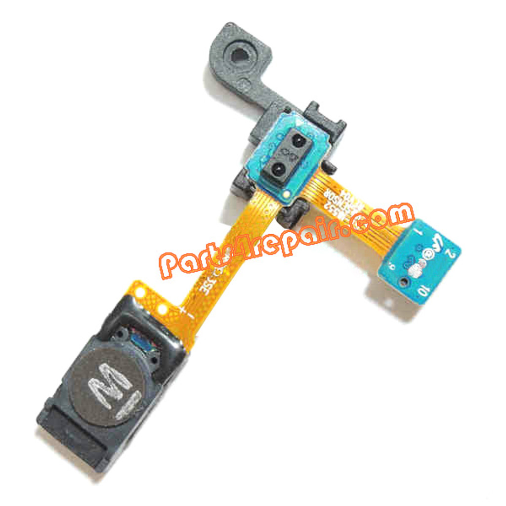Earpiece Speaker Flex Cable for Samsung Galaxy Win I8550/I8552 from www.parts4repair.com