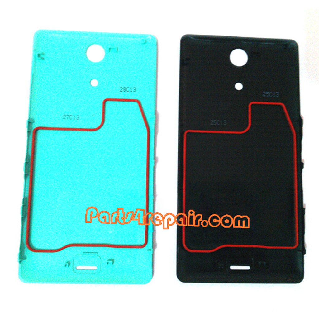 We can offer Back Cover for Sony Xperia ZR M36H -Red