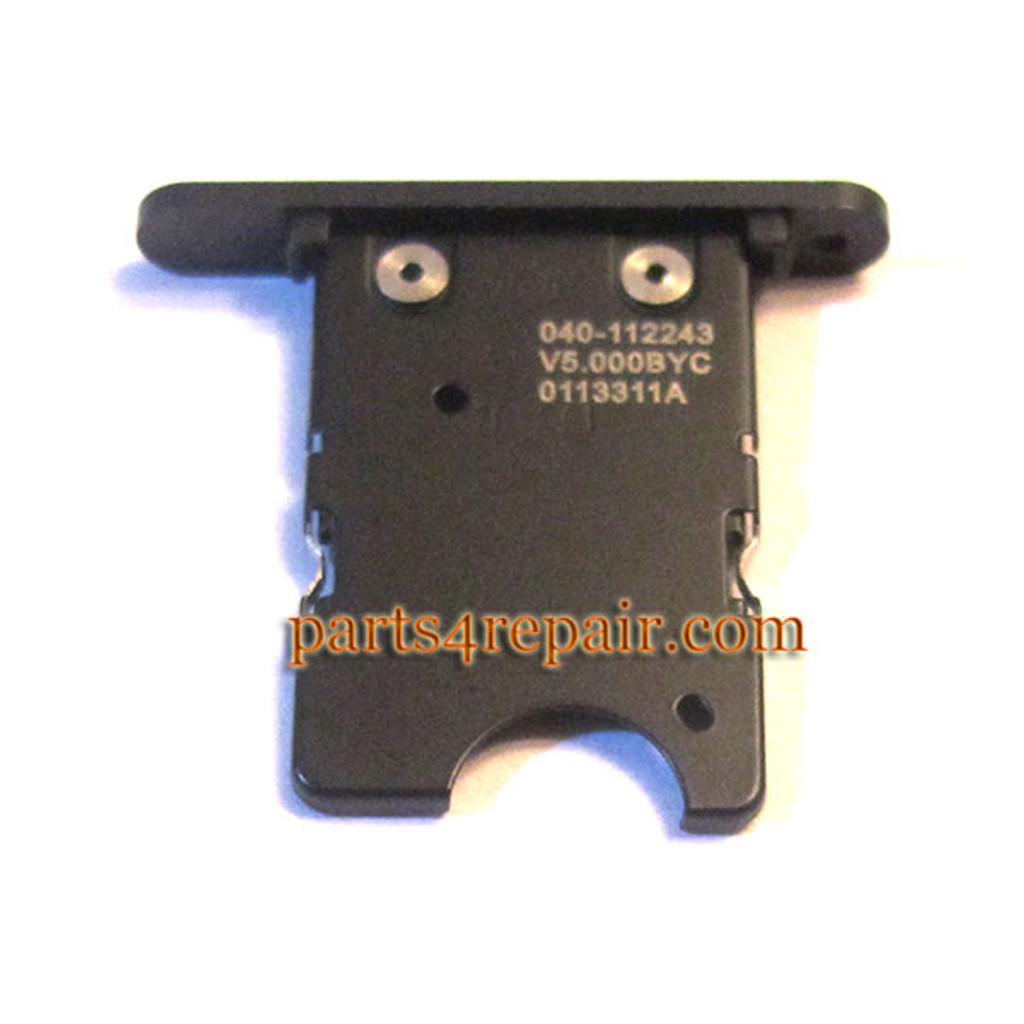SIM Tray for Nokia Lumia 1020 -Black