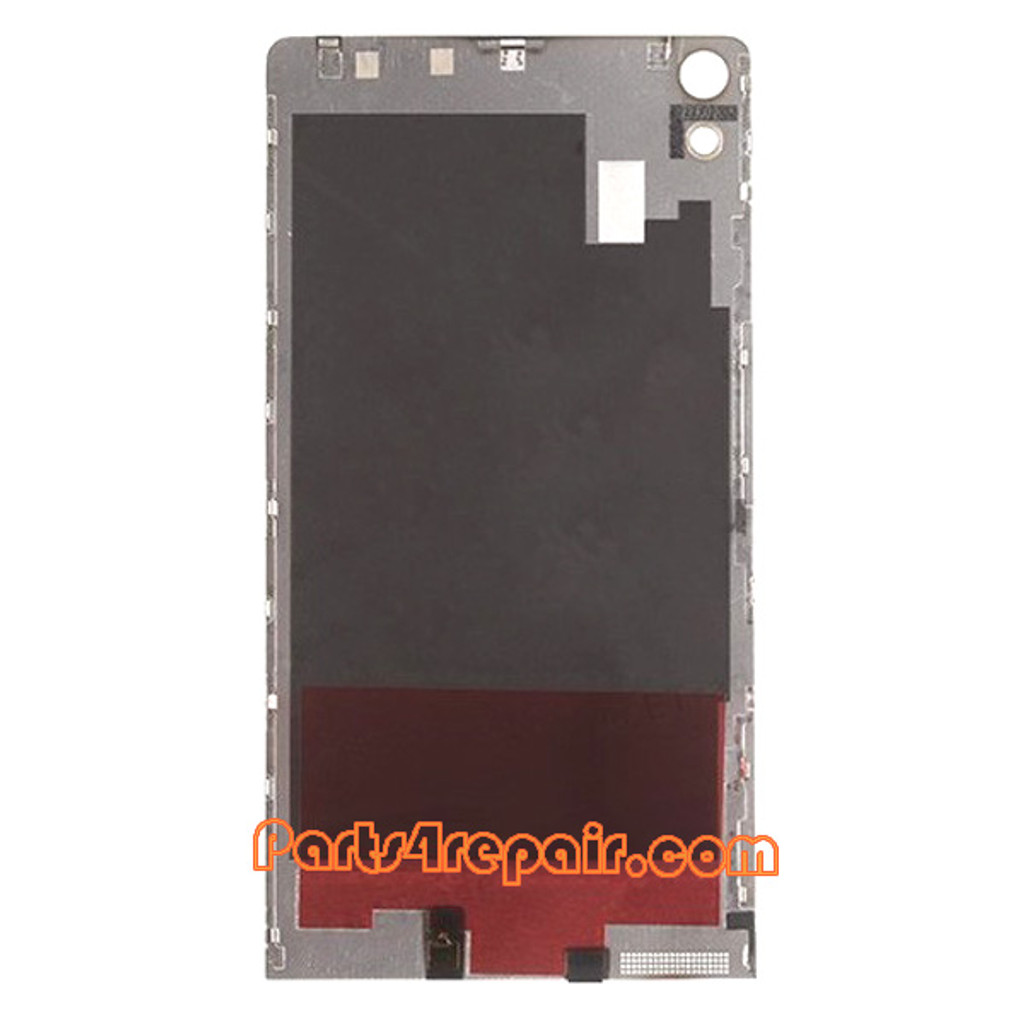 Back Cover for Huawei Ascend P6 -Black