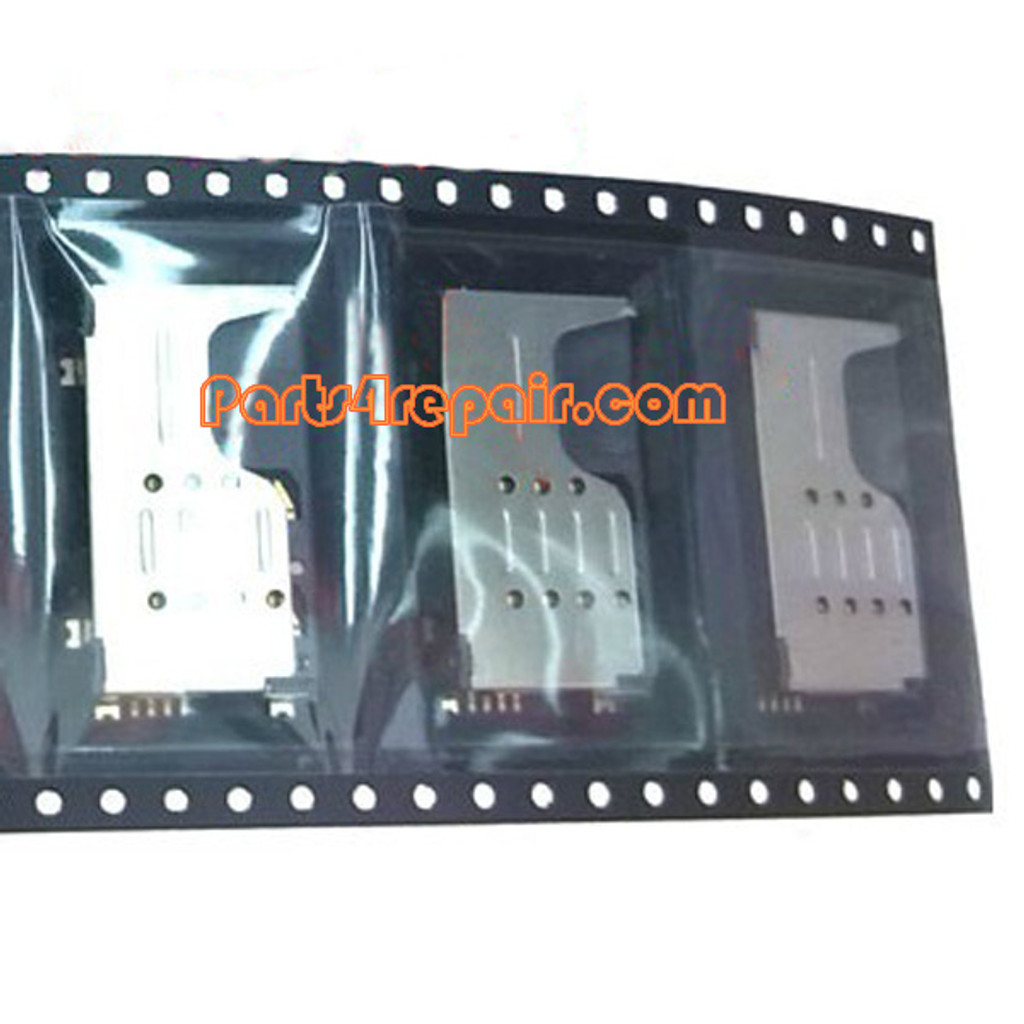 SIM Contact Holder for Sony Xperia Tipo ST21I from www.parts4repair.com