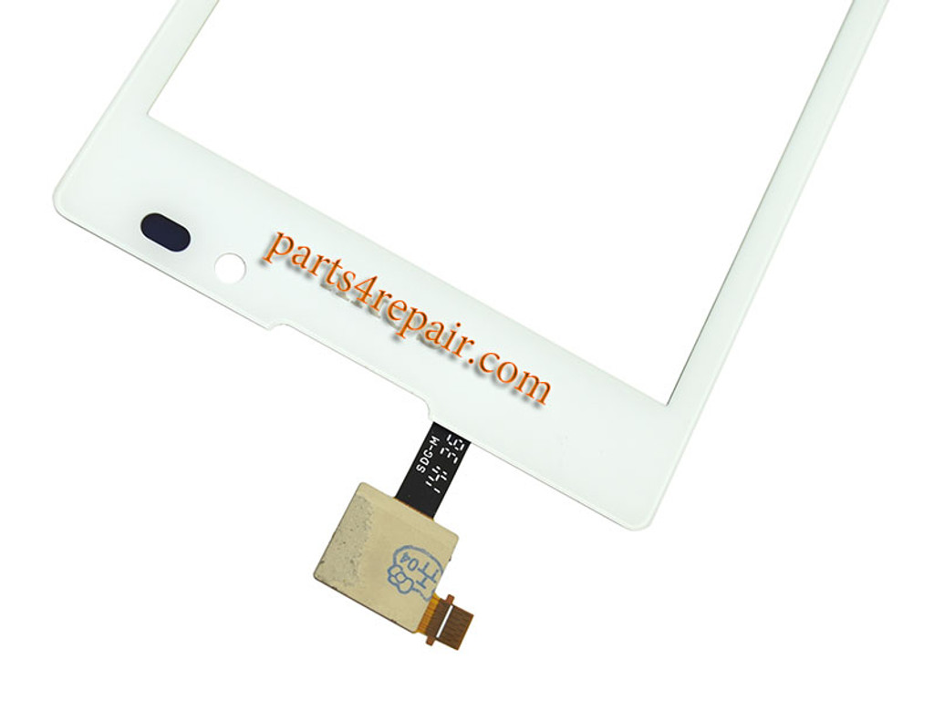 We can offer Touch Screen Digitizer for Sony Xperia C S39H -White