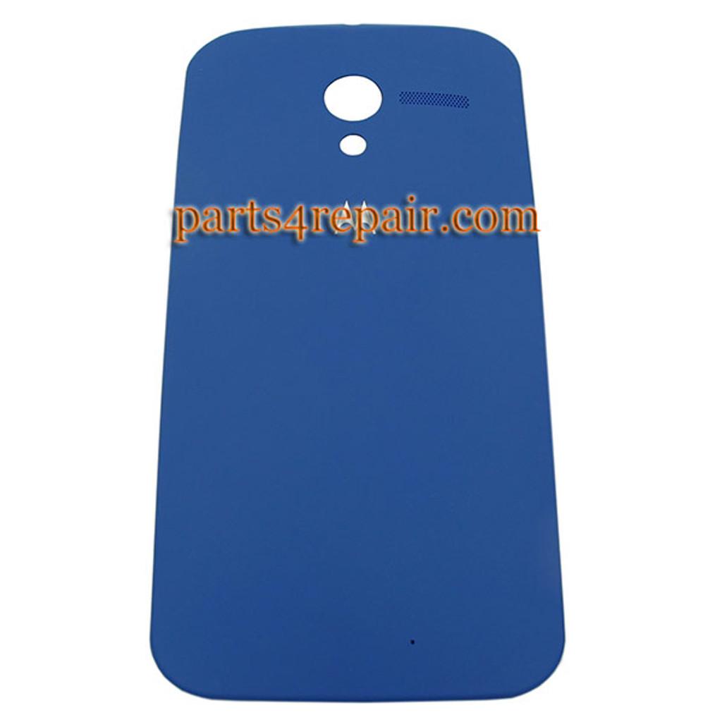 Generic Back Cover for Motorola Moto X XT1058 -Dark Blue
