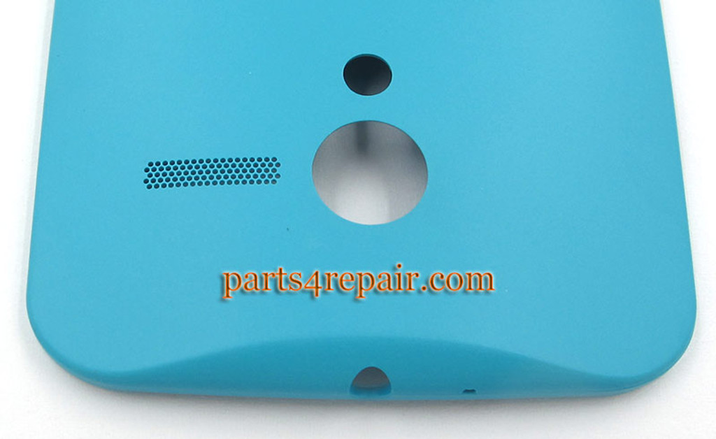 Back Cover OEM for Motorola Moto X XT1058 -Light Blue