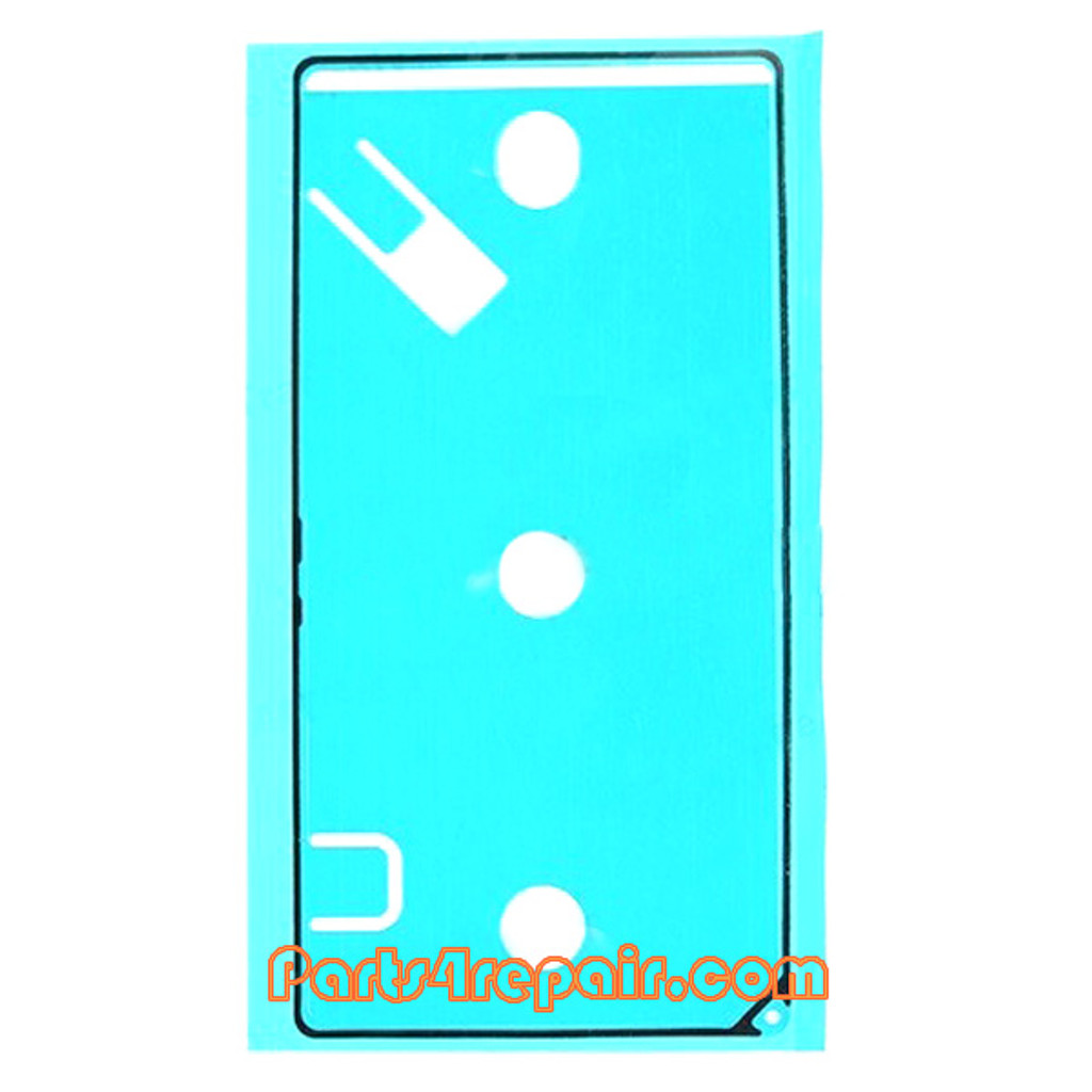 Middle Cover Adhesive Sticker for Sony Xperia Z1 L39H from www.parts4repair.com