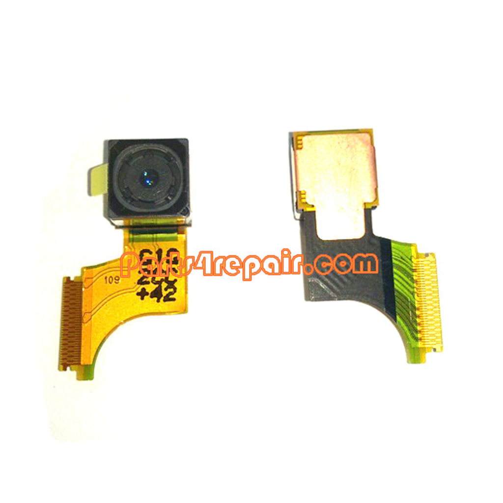 Back Camera for Sony Xperia ZR M36H from www.parts4repair.com