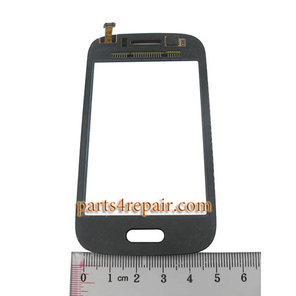 Touch Screen Digitizer for Samsung Galaxy Young S6310 -Black
