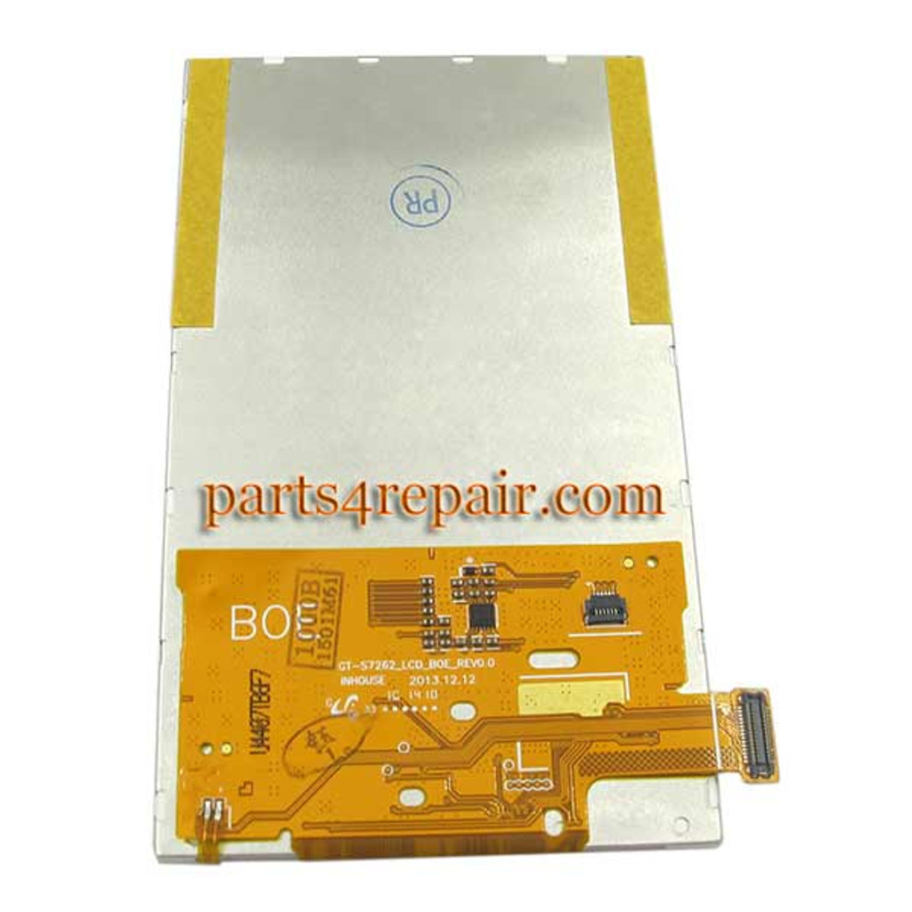 We can offer LCD Screen for Samsung Galaxy Star Pro S7260