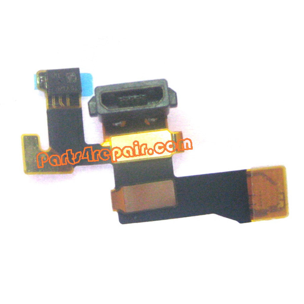 Dock Charging Flex Cable for Nokia Lumia 1020 from www.parts4repair.com