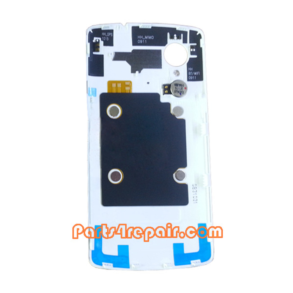 We can offer Back Cover for LG Nexus 5 D821 -White