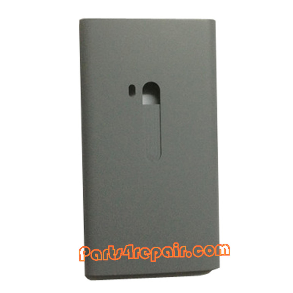 Back Cover for Nokia Lumia 920 -Grey from www.parts4repair.com