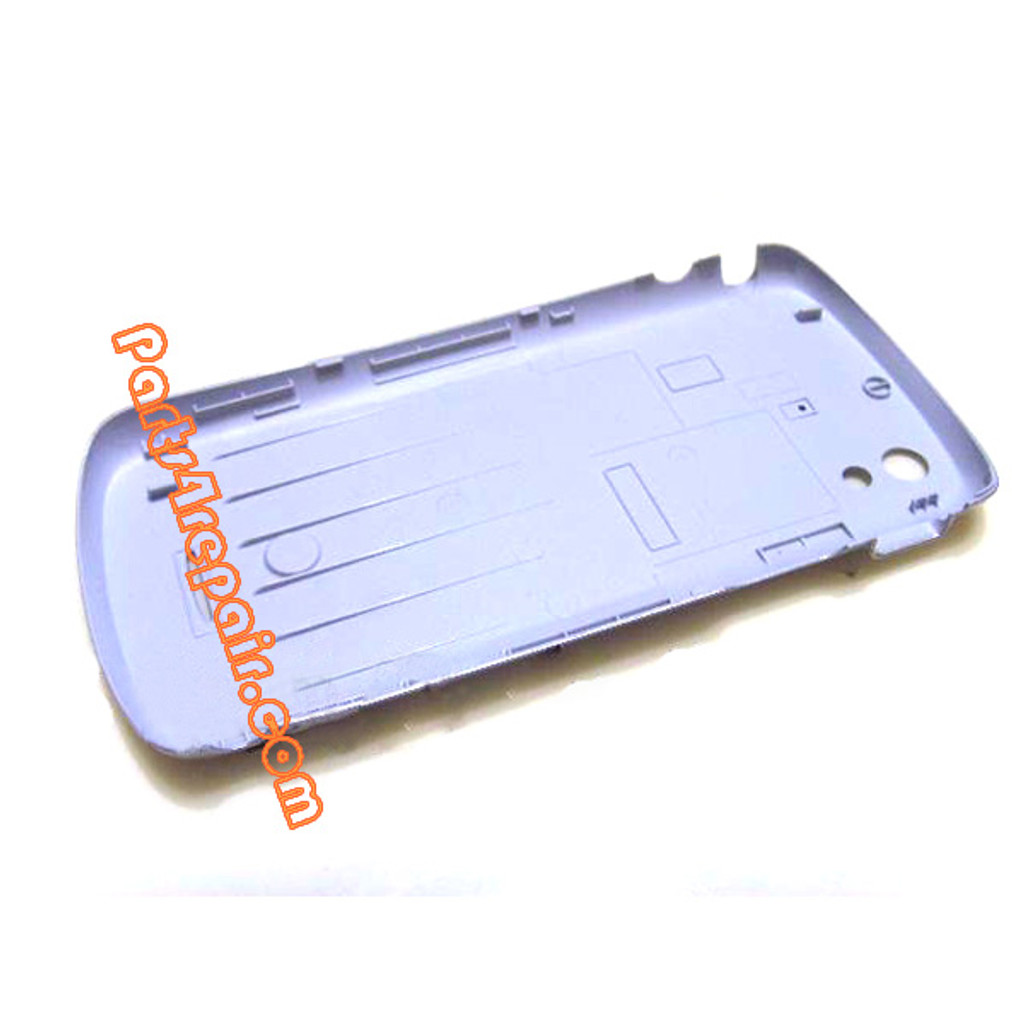 We can offer Back Cover for Sony Ericsson Xperia Pro MK16I -Silver