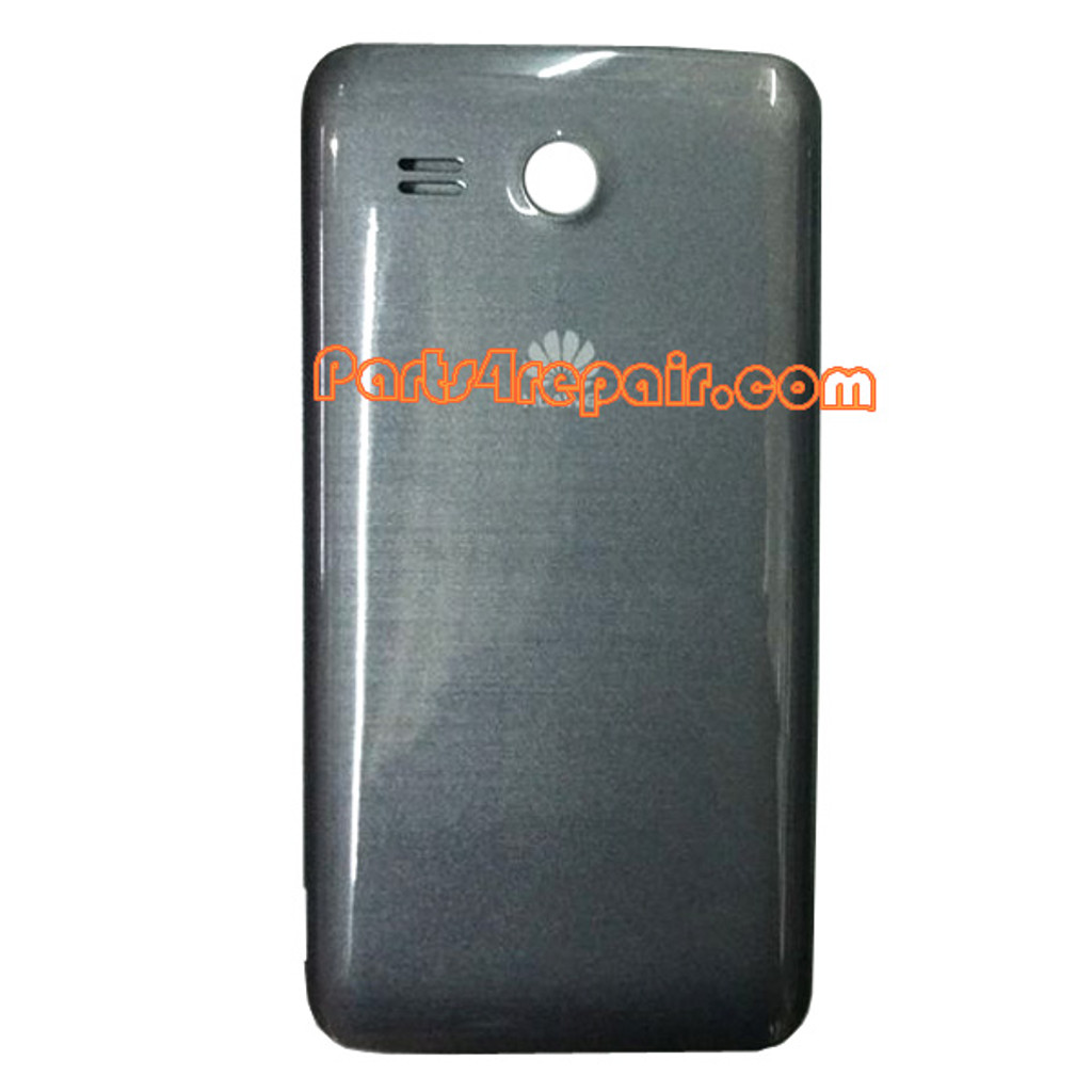 Back Cover for Huawei Ascend Y511 -Black from www.parts4repair.com