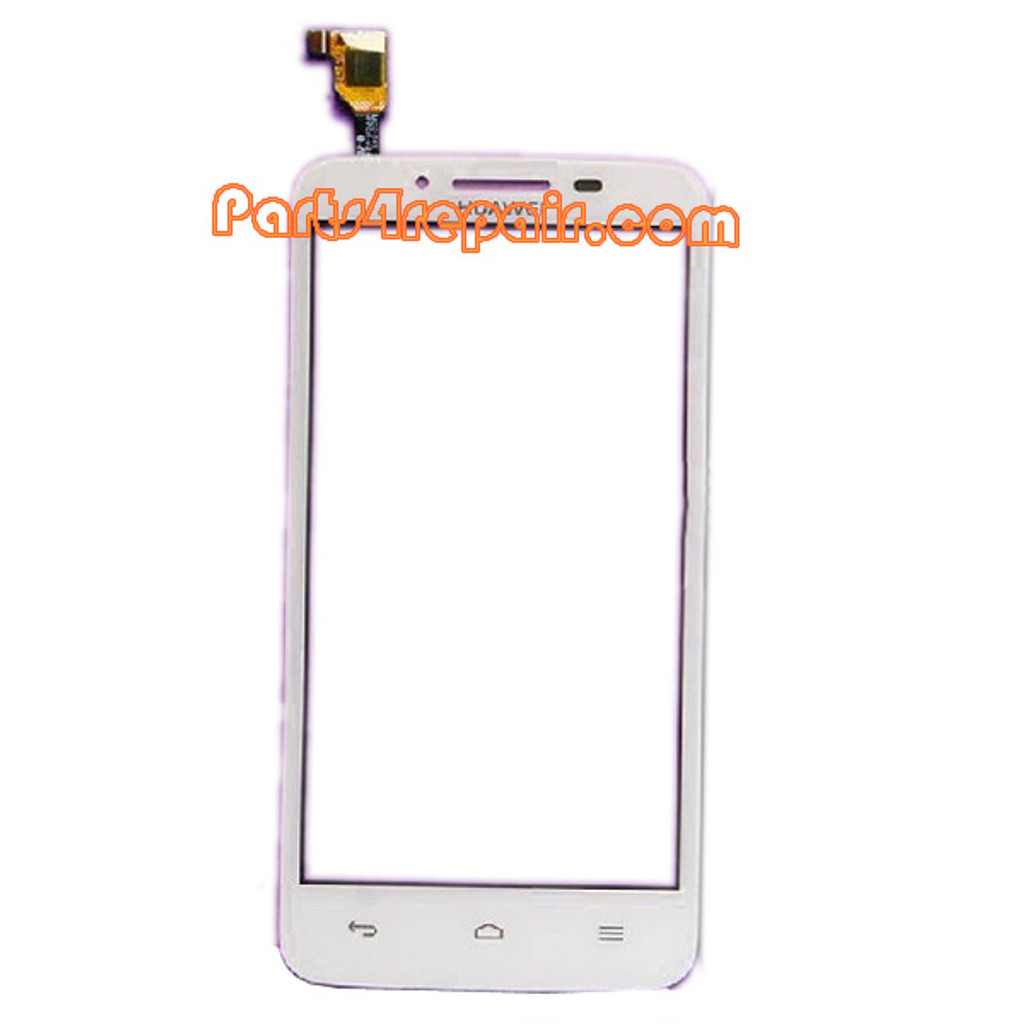 Touch Screen Digitizer for Huawei Ascend Y511 -White