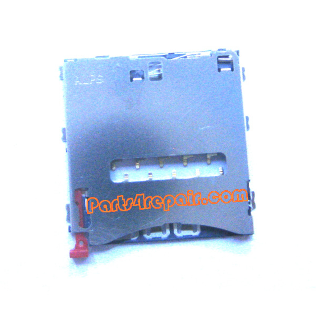 SIM Contact Holder for Sony Xperia Z Ultra XL39H from www.parts4repair.com