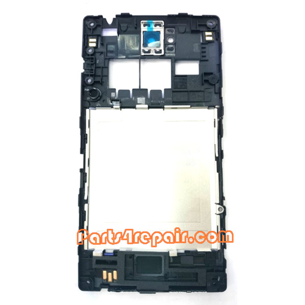 We can offer Middle Housing Cover for Sony Xperia C S39H