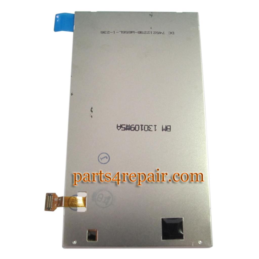 LCD Screen for Huawei Ascend G510 U8951