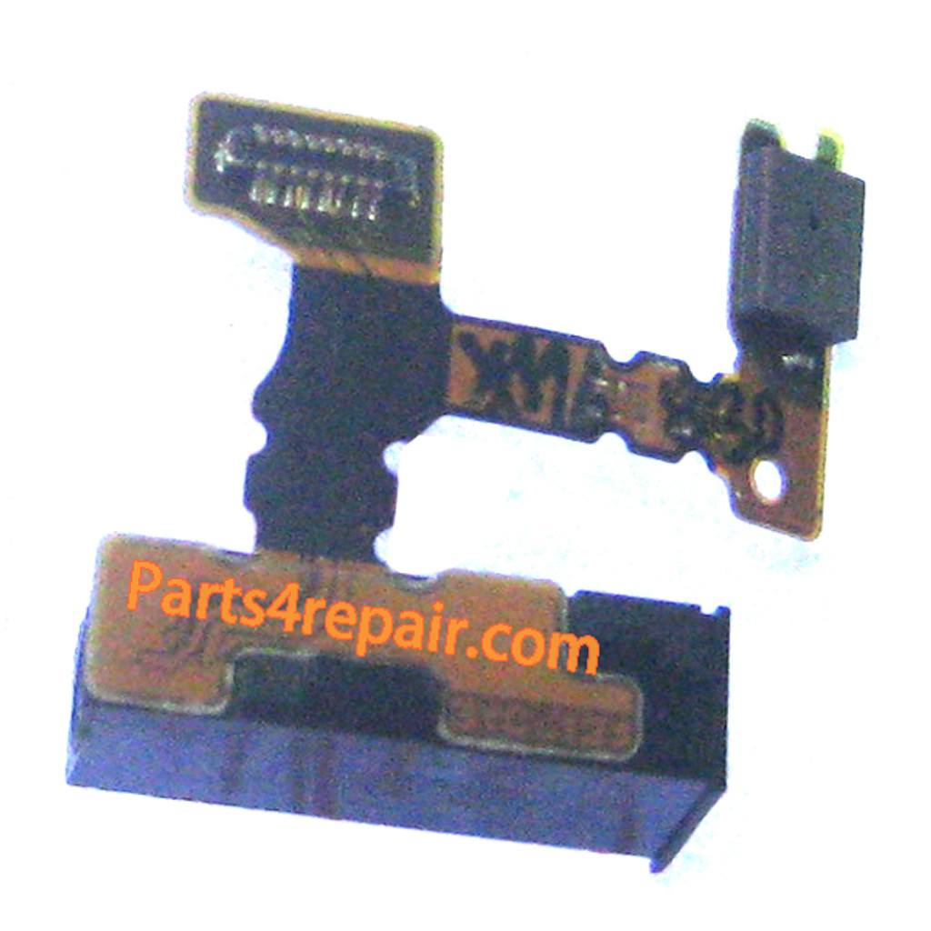 Earphone Jack Flex Cable for Nokia Lumia 1020 from www.parts4repair.com