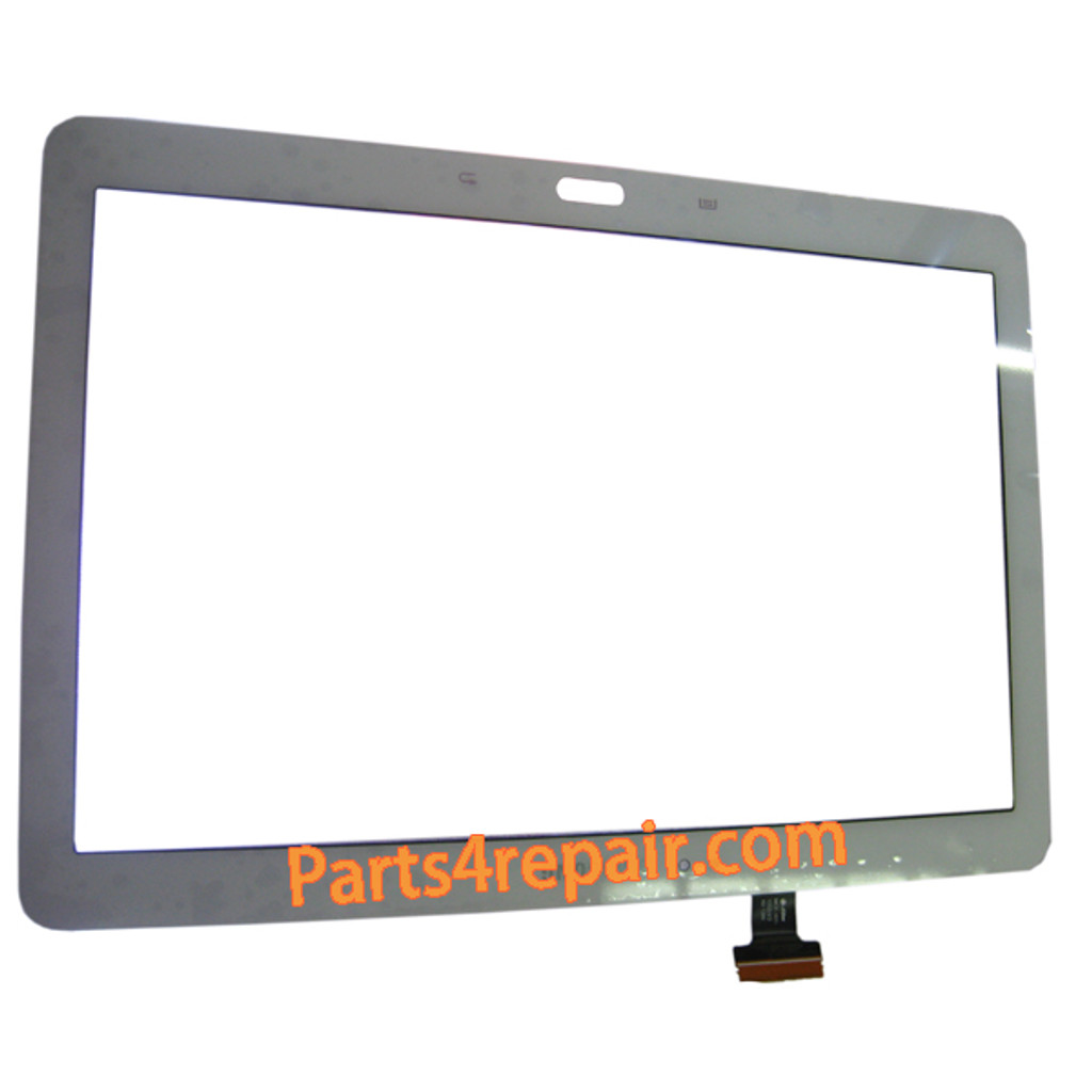 Touch Screen Digitizer for Samsung Galaxy Note 10.1 P600 P601 P605 -White from www.parts4repair.com