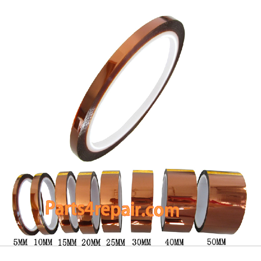 Kapton Tape High Temperature Heat Resistant Polyimide from www.parts4repair.com