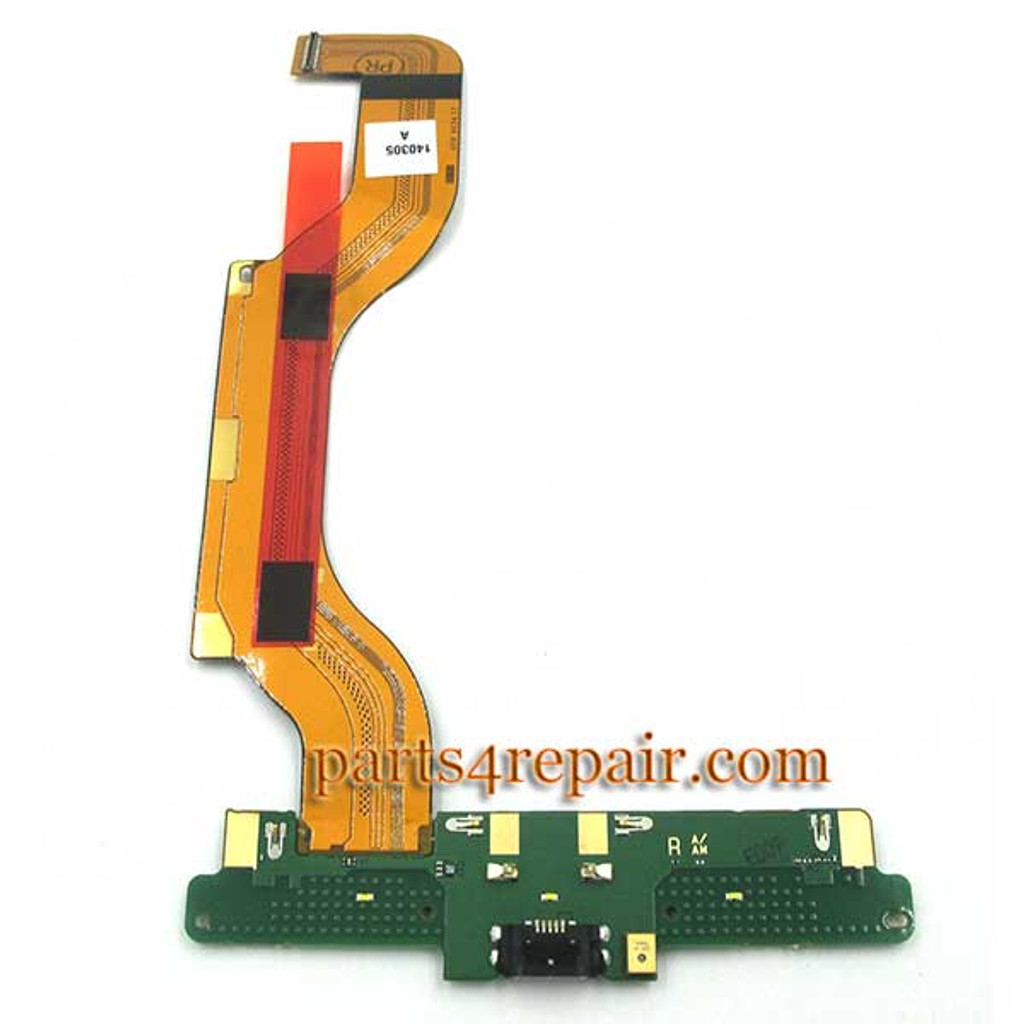 Dock Charging Flex Cable for Nokia Lumia 1520 -Used