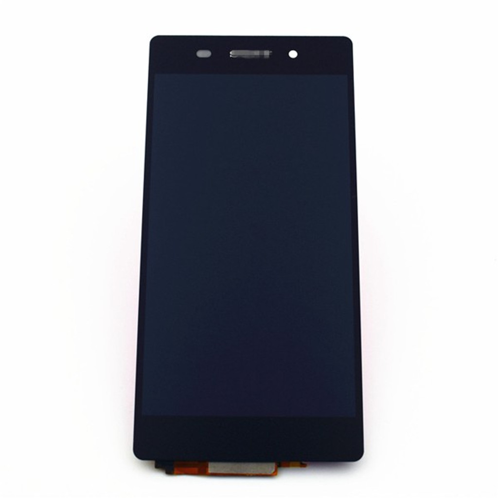 Complete Screen Assembly for Sony Xperia Z2 L50W D6503 from www.parts4repair.com