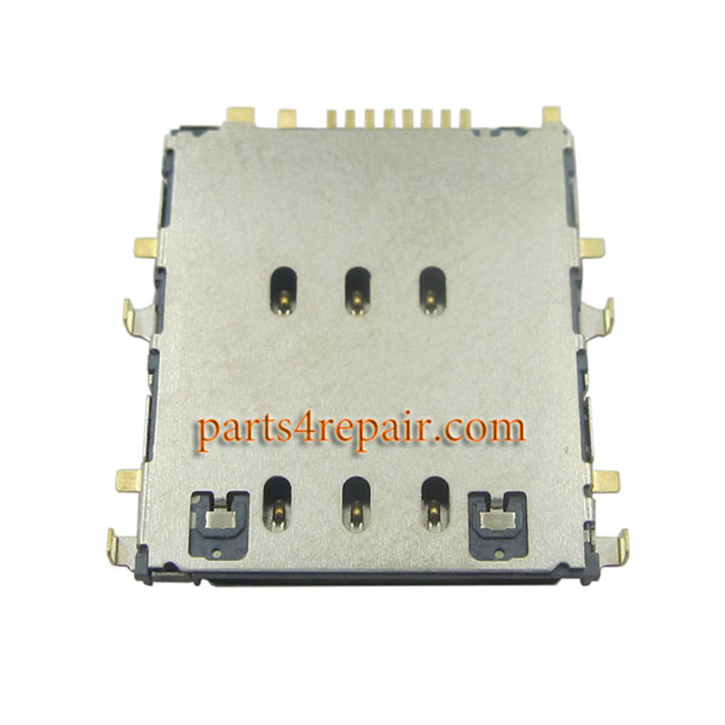 SIM Contact Holder for Samsung Galaxy Tab 3 10.1 P5200 from www.parts4repair.com