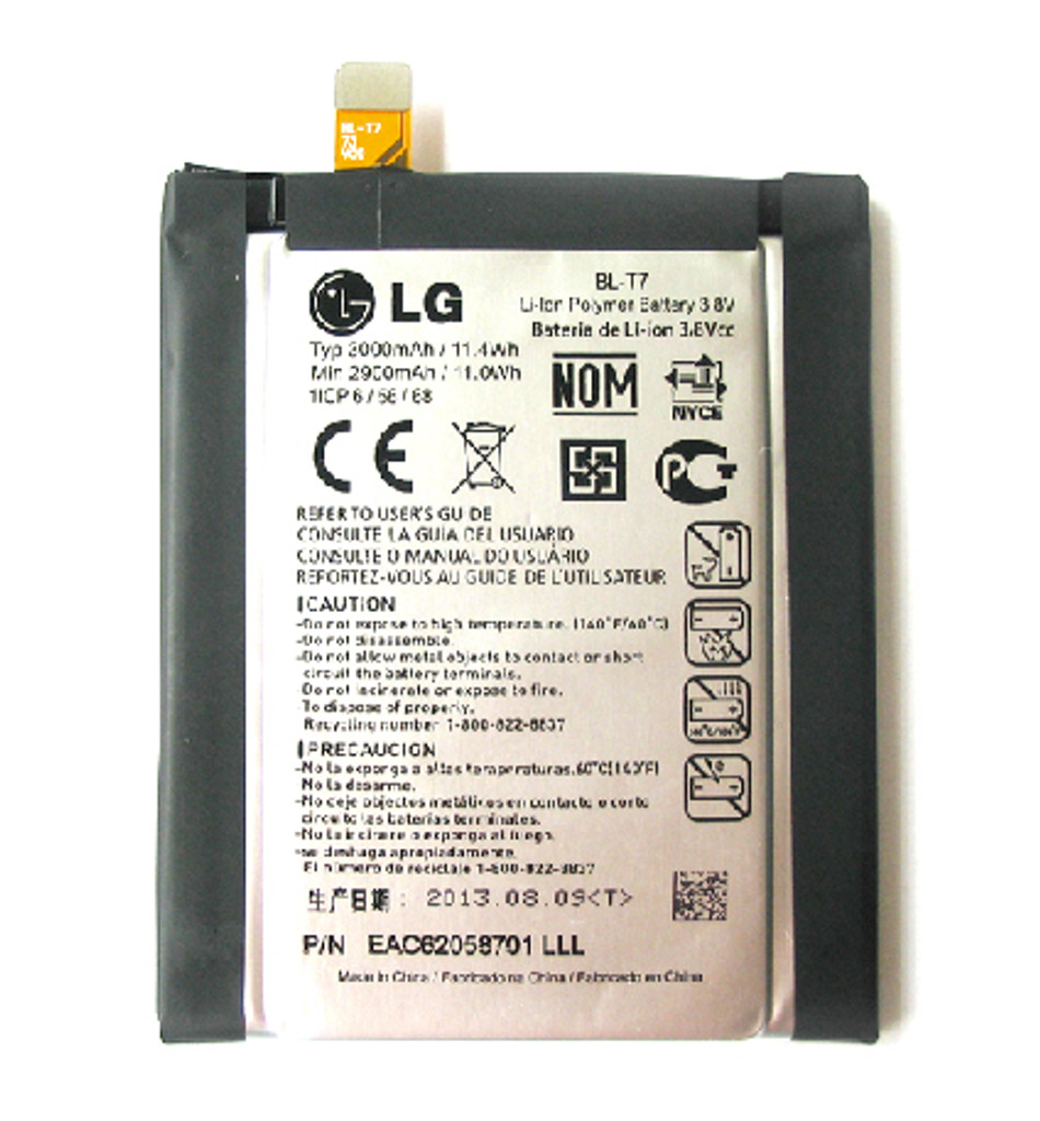 We can offer BL-T7 Built-in Battery for LG G2
