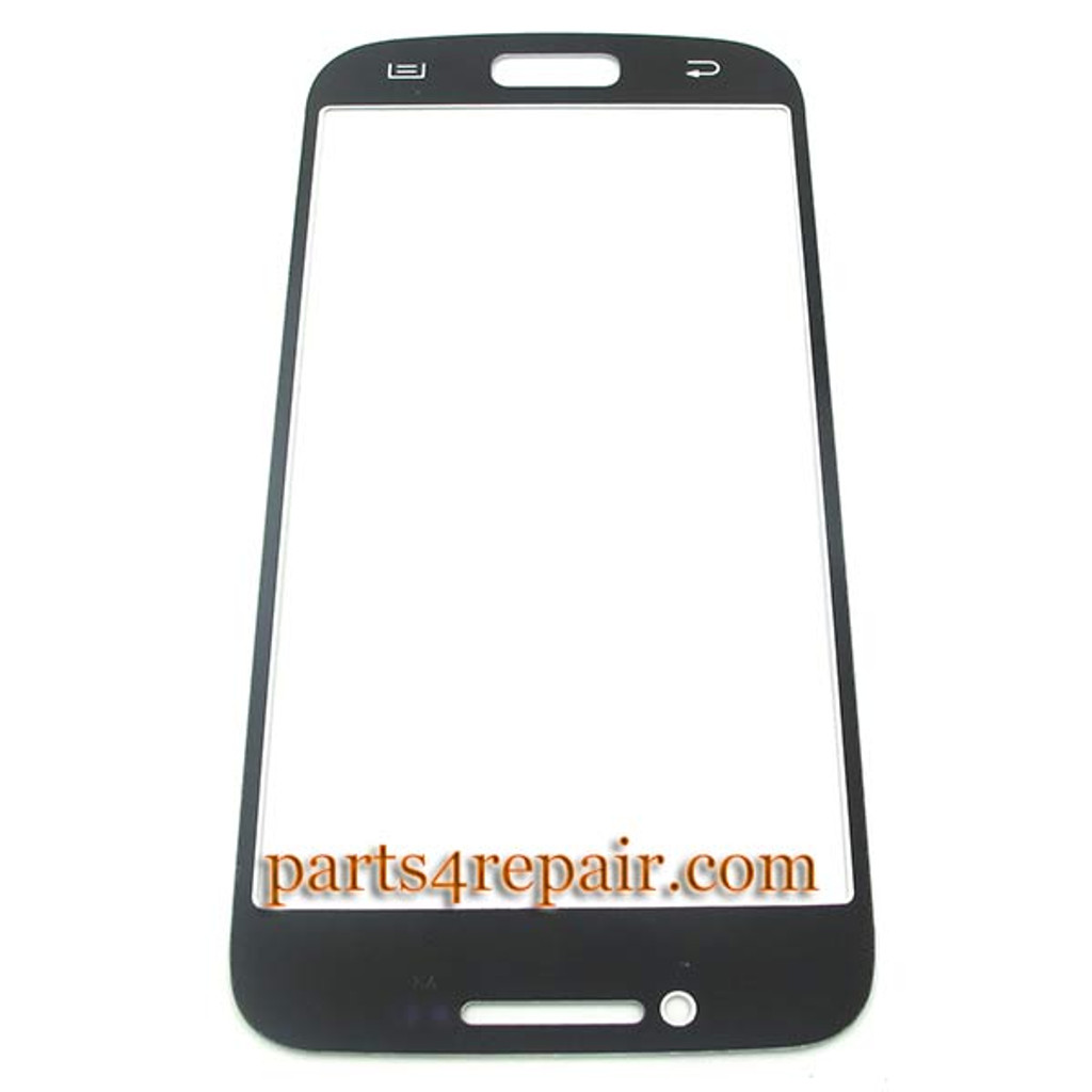 Generic Front Glass for Samsung Galaxy S4 Zoom C101 -White