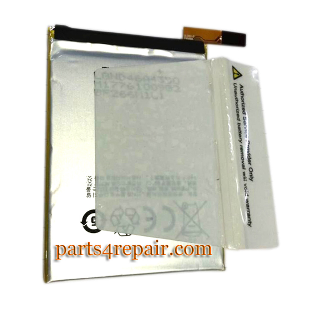2180mAh Built-in Battery for BlackBerry Q5 from www.parts4repair.com