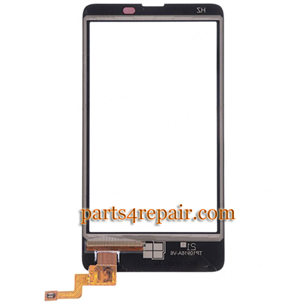 We can offer Touch Screen Digitizer for Nokia X