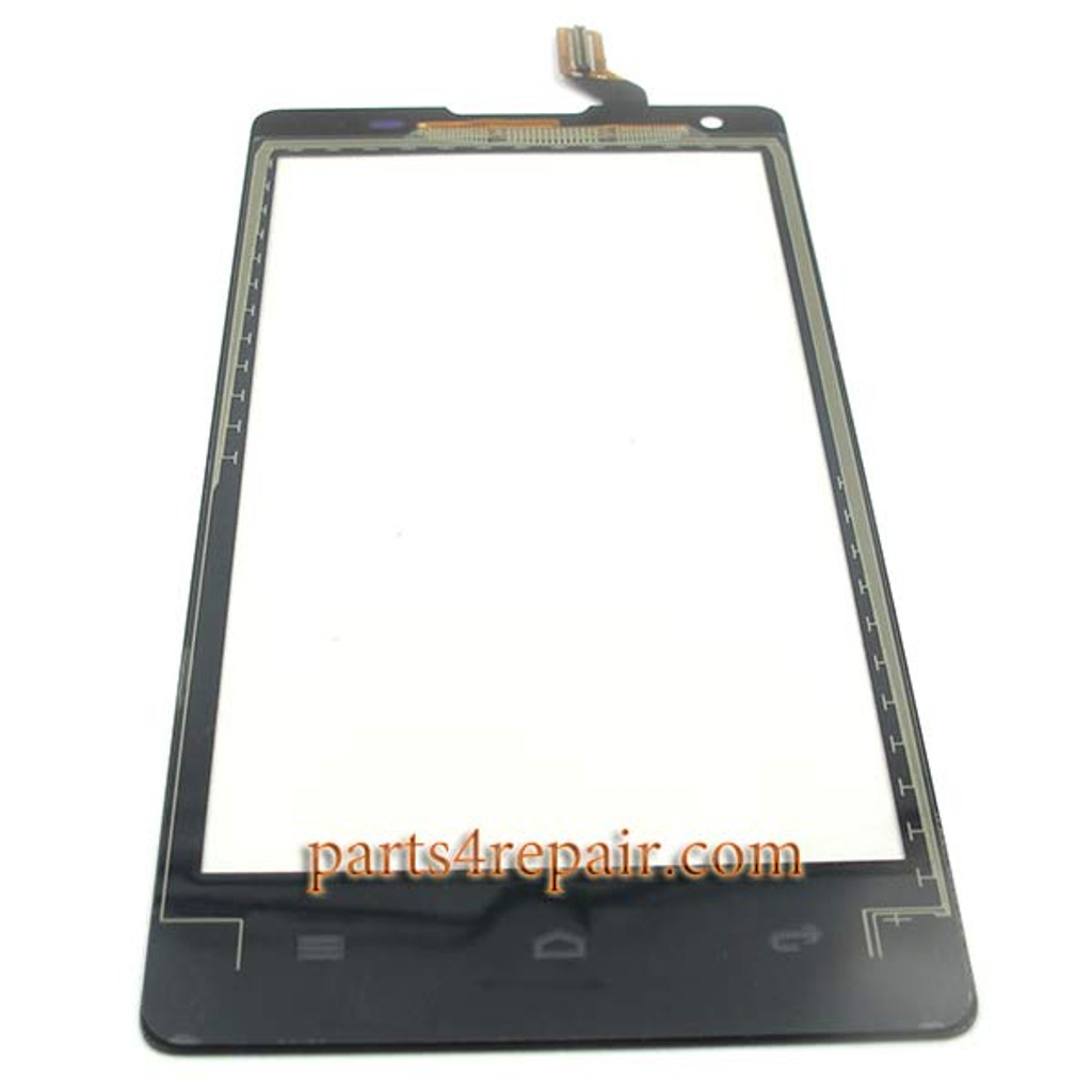 Touch Screen Digitizer for Huawei Ascend G700 -Black