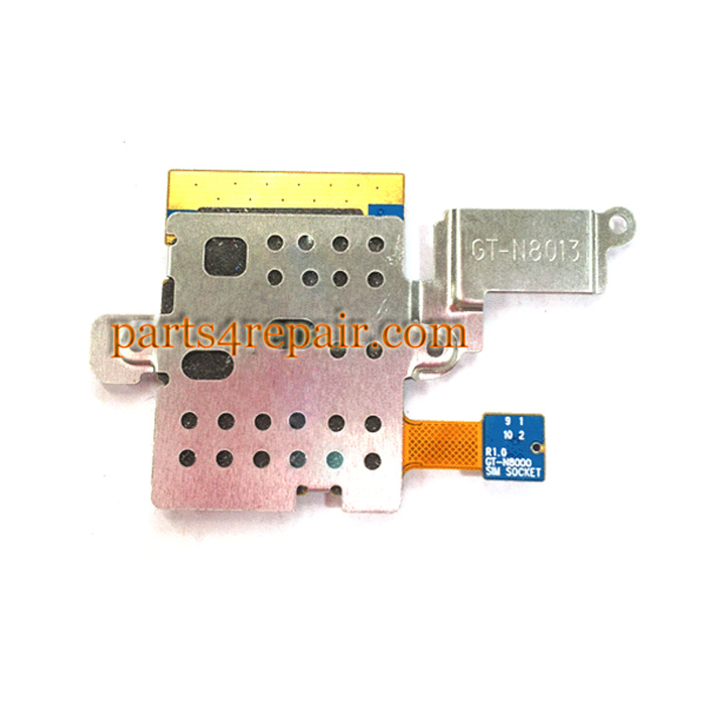We can offer SIM Contact Holder with Metal Bracket for Samsung Galaxy Note 10.1 N8000