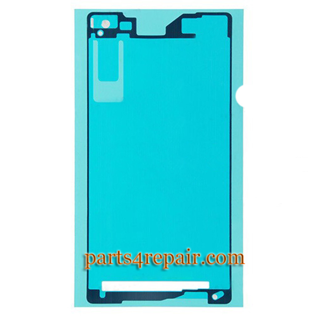 Front Housing Adhesive Sticker for Sony Xperia Z2