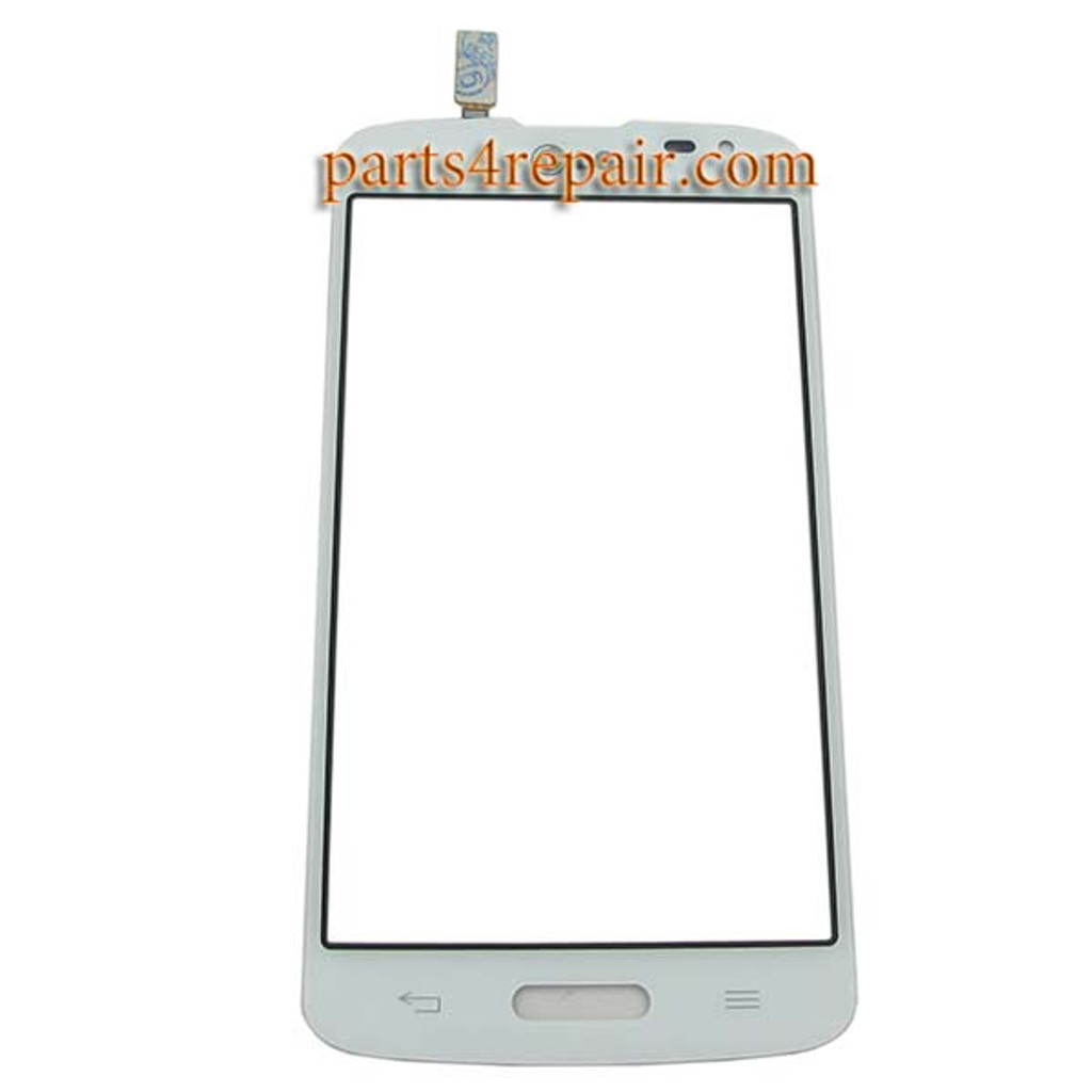Touch Screen Digitizer for LG L90 D405 -White from www.parts4repair.com