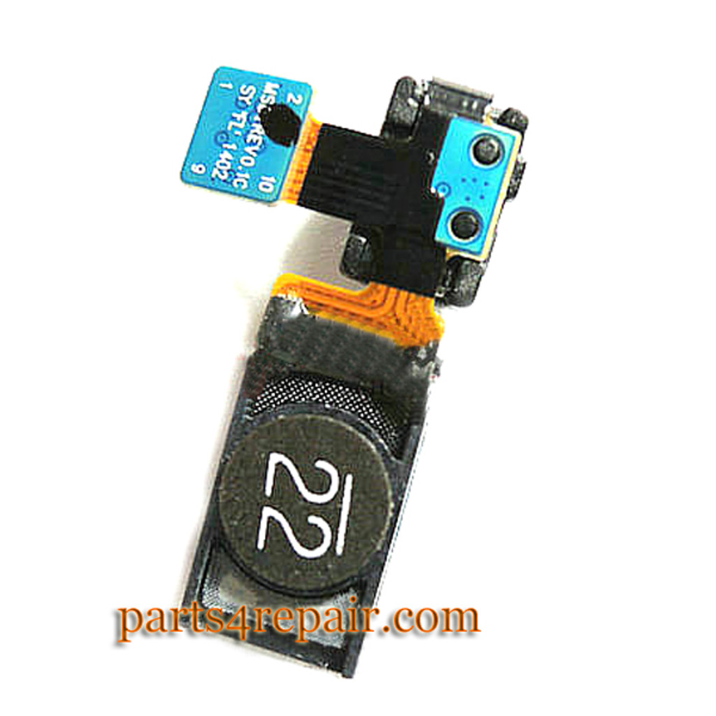 Earpiece Speaker Flex Cable for Samsung Galaxy Grand 2 G7102 from www.parts4repair.com