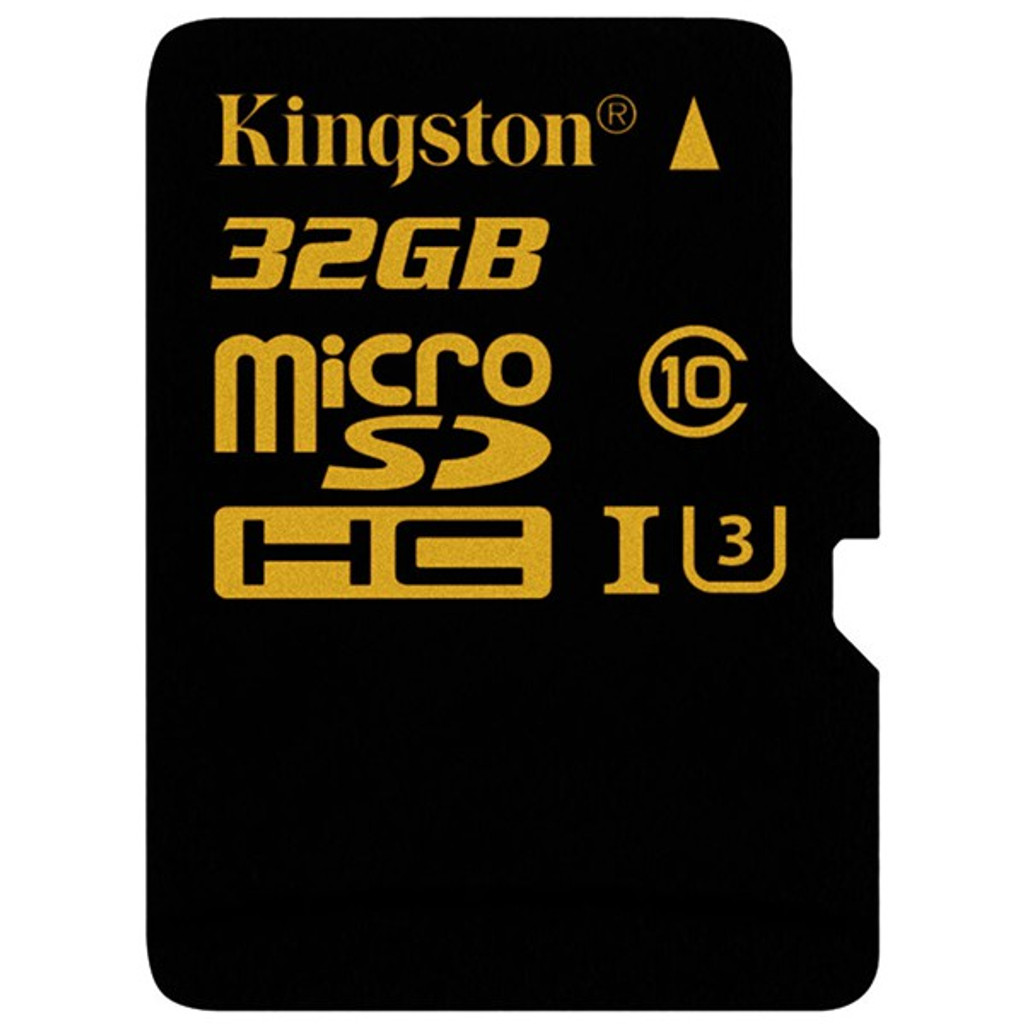 Kingston 32GB Micro SD Class 10 Memory Card from www.parts4repair.com