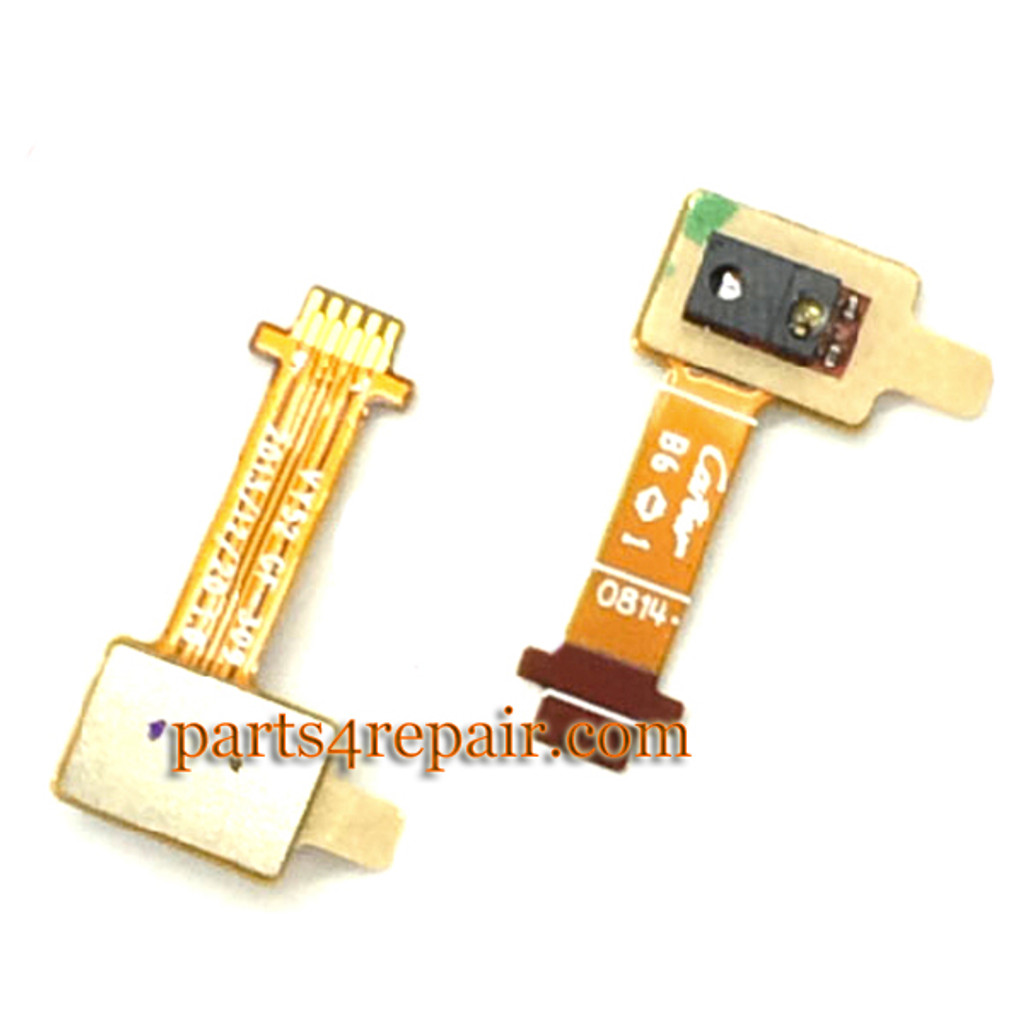 Proximity Sensor Flex Cable for Sony Xperia M2 S50H from www.parts4repair.com