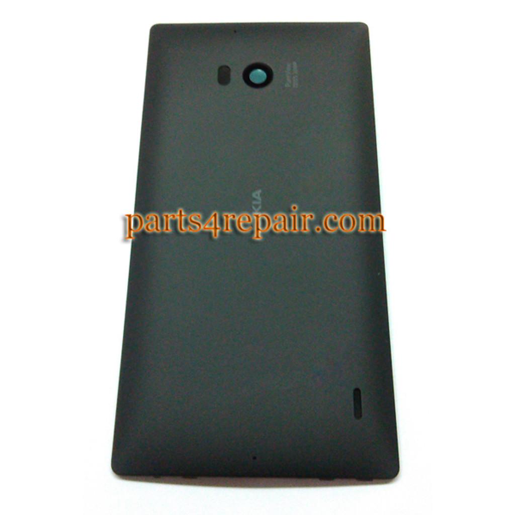 Back Cover for Nokia Lumia 930 -Black