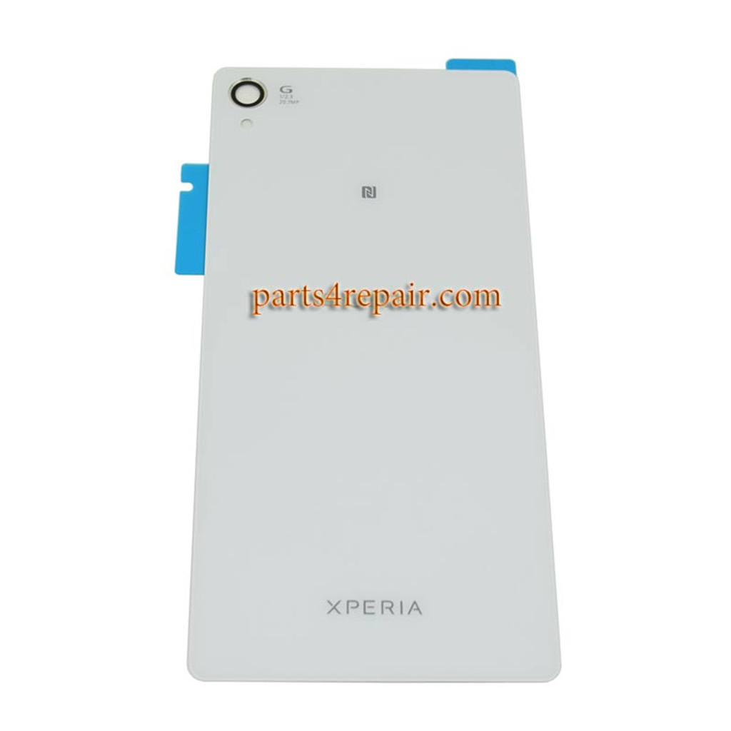 Generic Back Cover for Sony Xperia Z3  -White