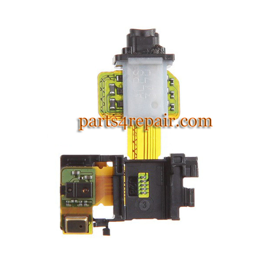 We can offer Earphone Jack Flex Cable for Sony Xperia Z3