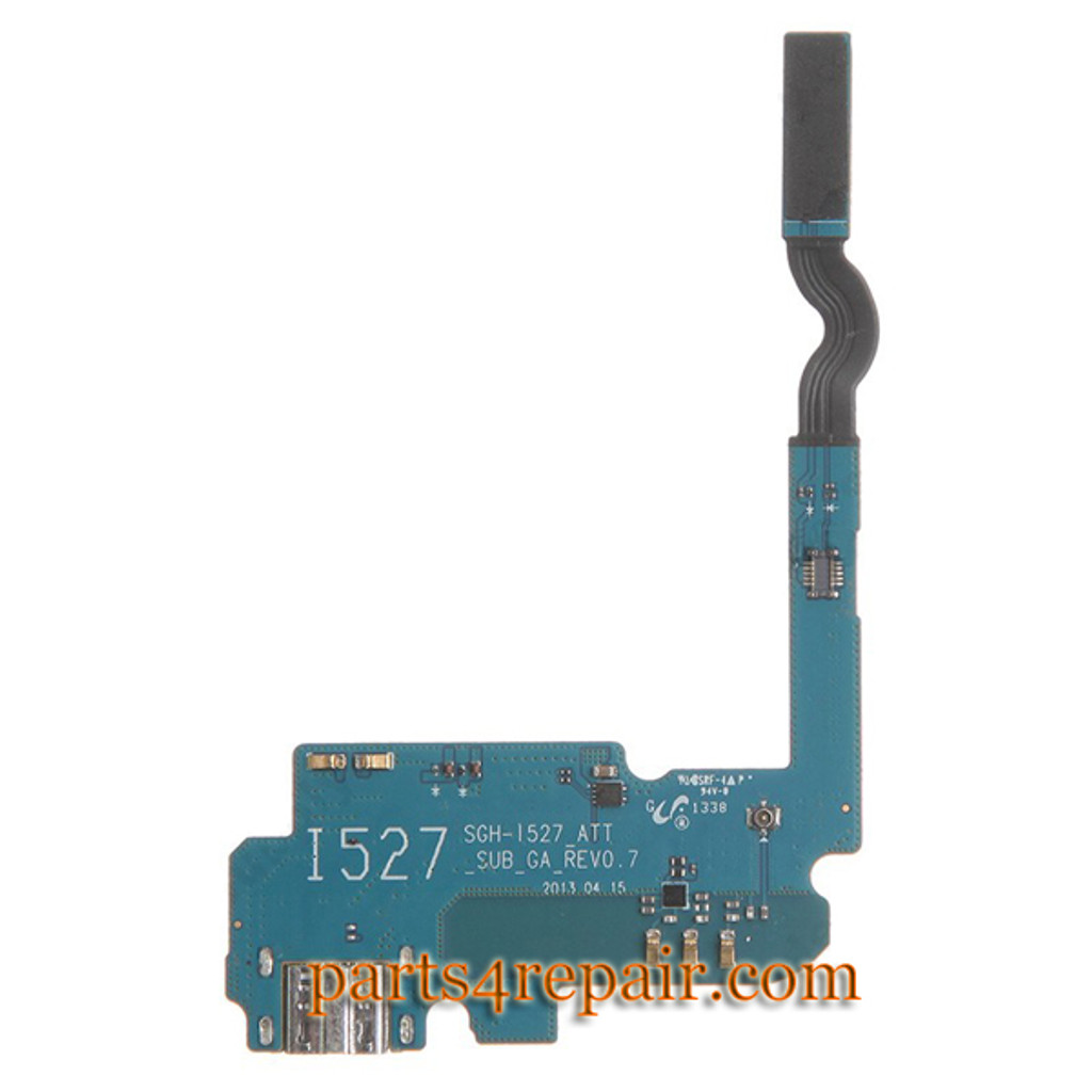 Dock Charging Flex Cable for Samsung Galaxy Mega 6.3 SGH-I527 (for AT&T) from www.parts4repair.com