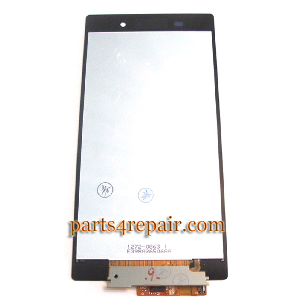 Generic Complete Screen Assembly for Sony Xperia Z1
