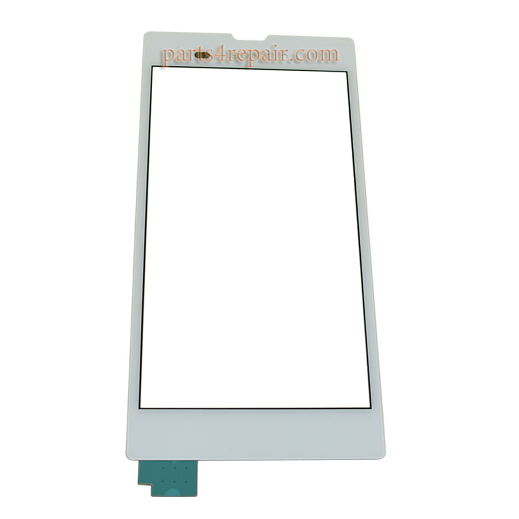 Touch Screen Digitizer for Sony Xperia T3 -White from www.parts4repair.com