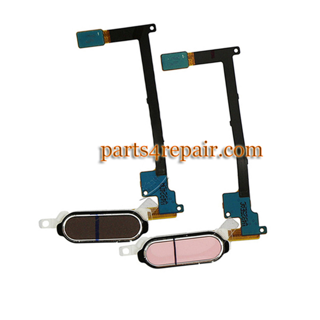 Home Button Flex Cable for Samsung Galaxy Note 4 -Pink from www.parts4repair.com