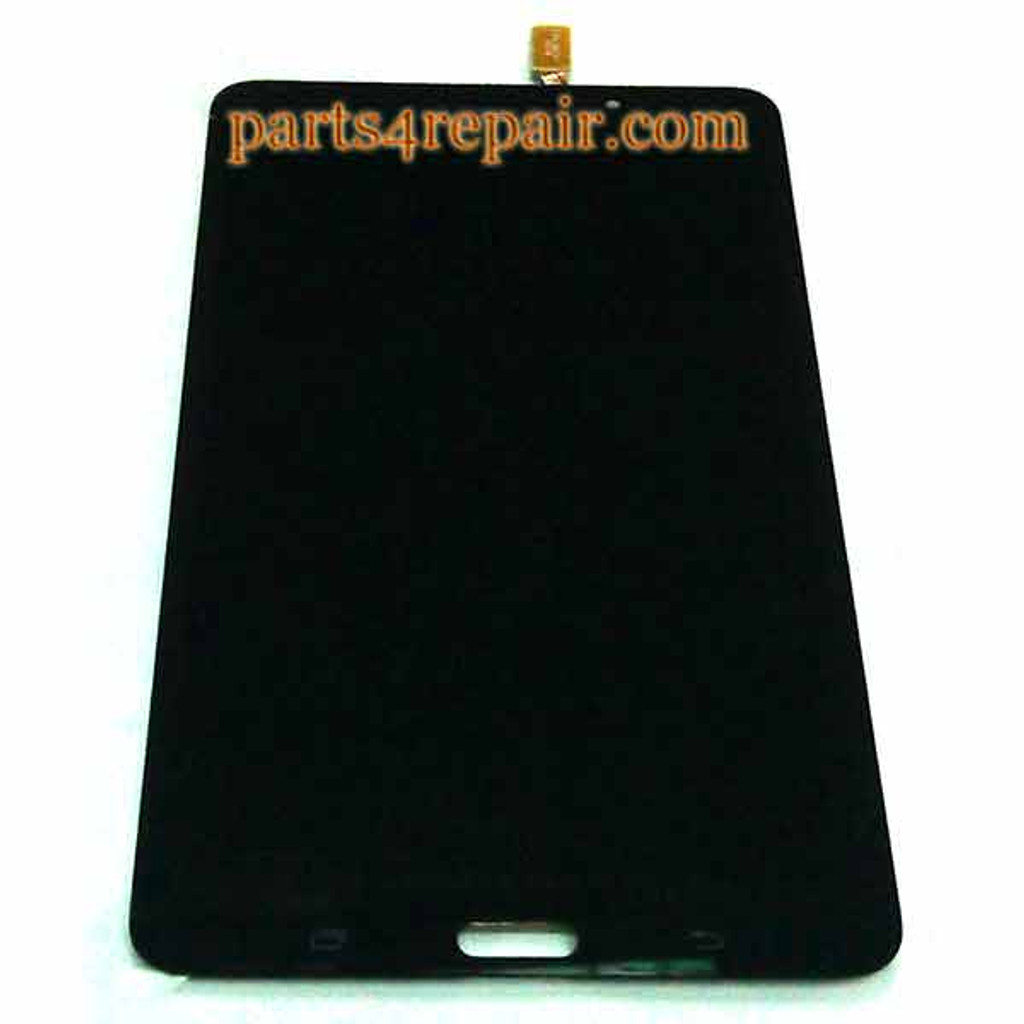Complete Screen Assembly for Samsung Galaxy Tab 4 7.0 T230 WIFI -Black from www.parts4repair.com