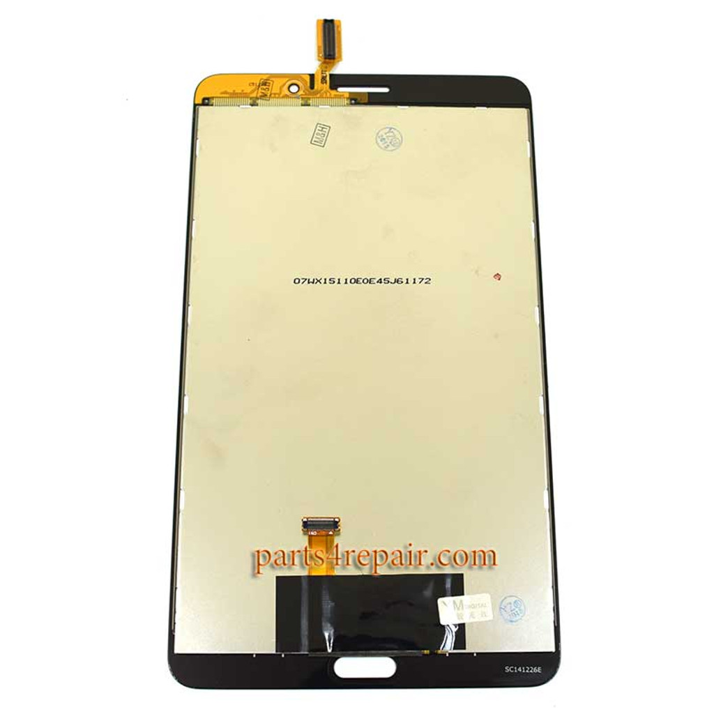 Complete Screen Assembly for Samsung Galaxy Tab 4 7.0 T235 T231 3G -Black