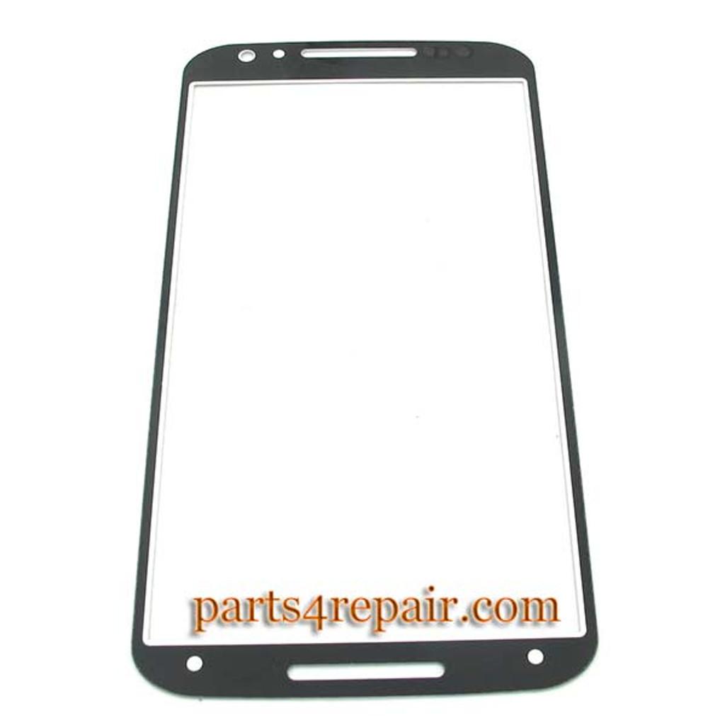 Generic Front Glass for Motorola Moto X2 XT1095 XT1096 XT1097 -White