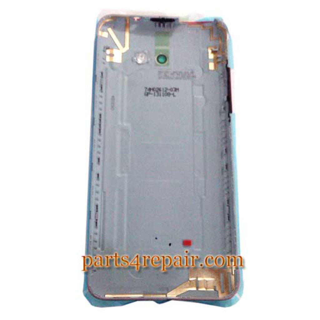 We can offer Back Housing Cover with Side Keys for HTC Butterfly S -Red