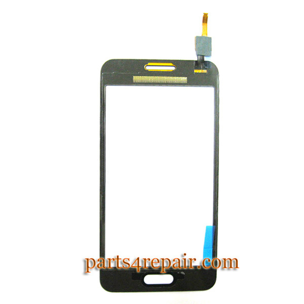 We can offer Touch Screen Digitizer for Samsung Galaxy Core 2 G355H -Black